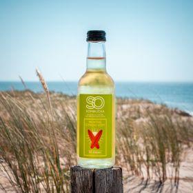 «SO Fresh». Un kombucha au goût unique de Menthe Citron Vert. 250ml